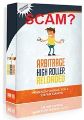This is an image of the sales cover for Arbitrage High Roller Reloaded and information on how I got started online