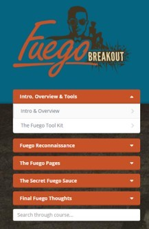Is Fuego Breakout a scam? This is a screenshot of the Fuego Breakout member's area
