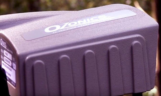 Ozonics HR200 Electronic scent eliminator