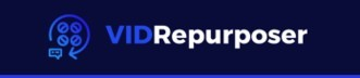 Is VidRepurposer a scam logo