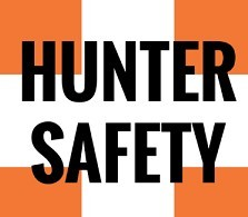 This is a picture that says hunter safety on public lands hunting
