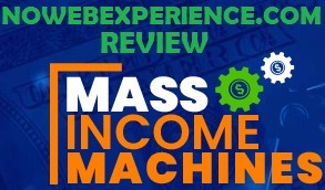 This is the logo from the Mass Income Machines Review