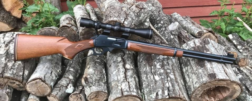 Marlin 336 cs 30-30 rifle