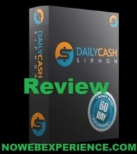 This is an image of the review logo for the review of Daily Cash Siphon