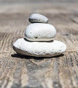 zen through rough times
