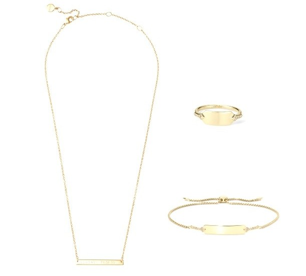 Stella & Dot Jewelry Trio