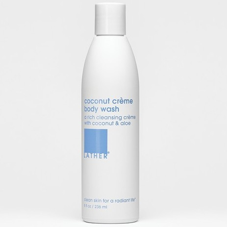Coconut Creme Body Wash