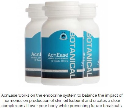 AcnEase Supplements for acne