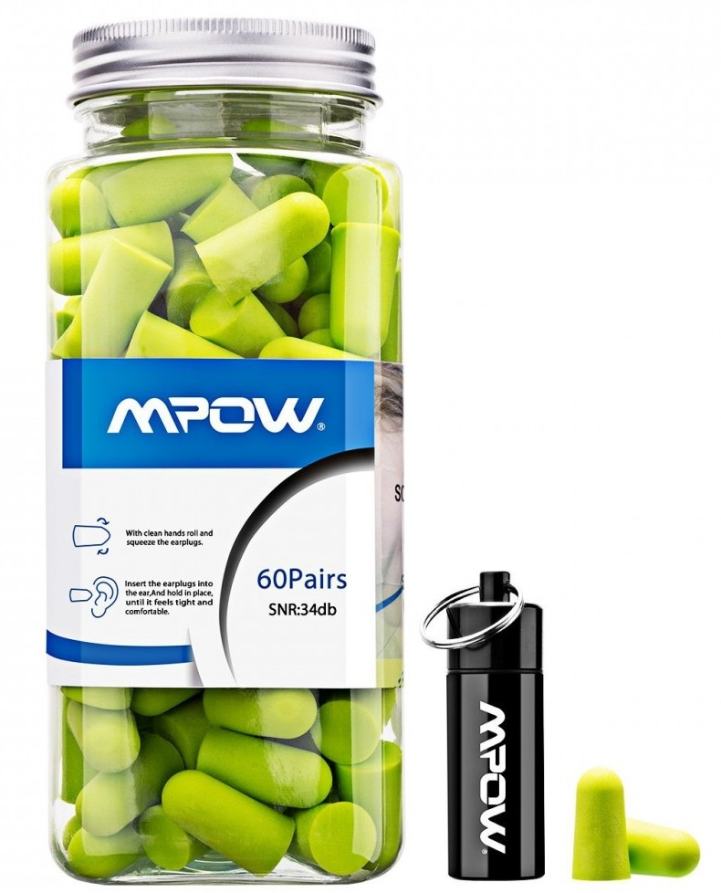 MPOWS ear plugs