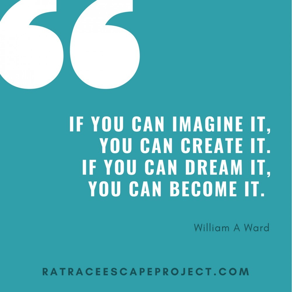 If You Can Imagine It Quote