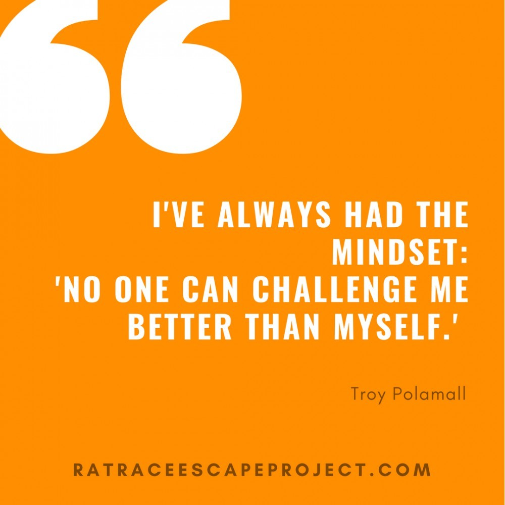 I've Always Had The Mindset Quote