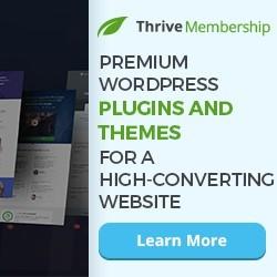 Thrive Membership Learn More