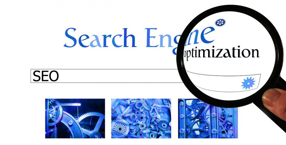 SEO image with cogs