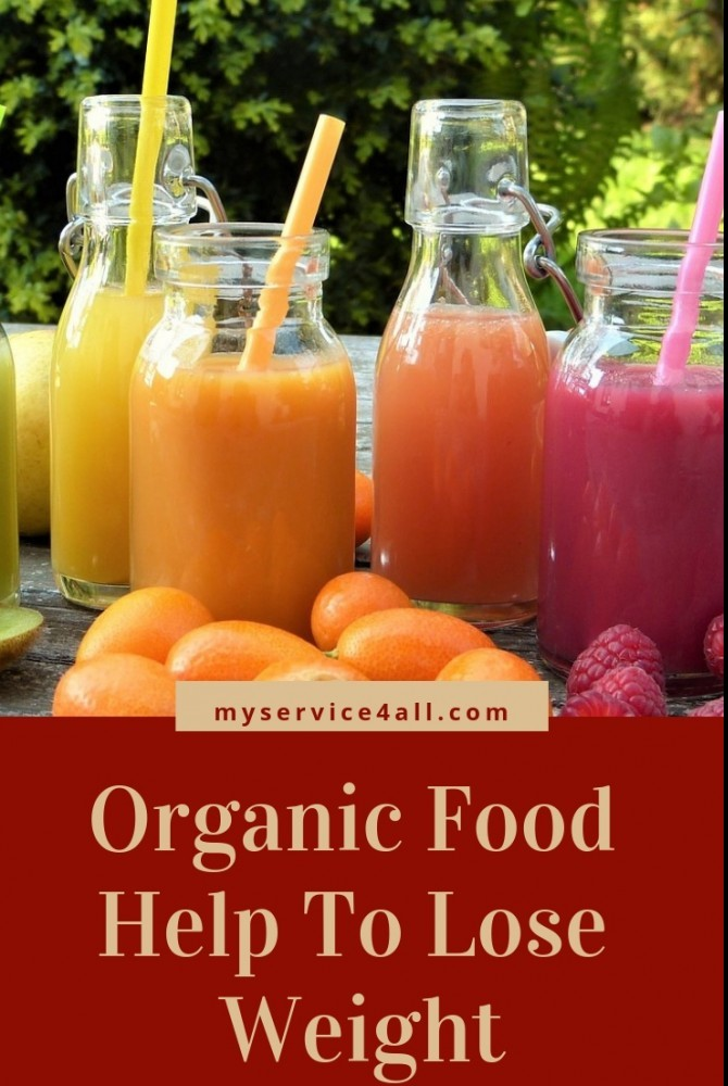 Organic Food Help To Lose Weight