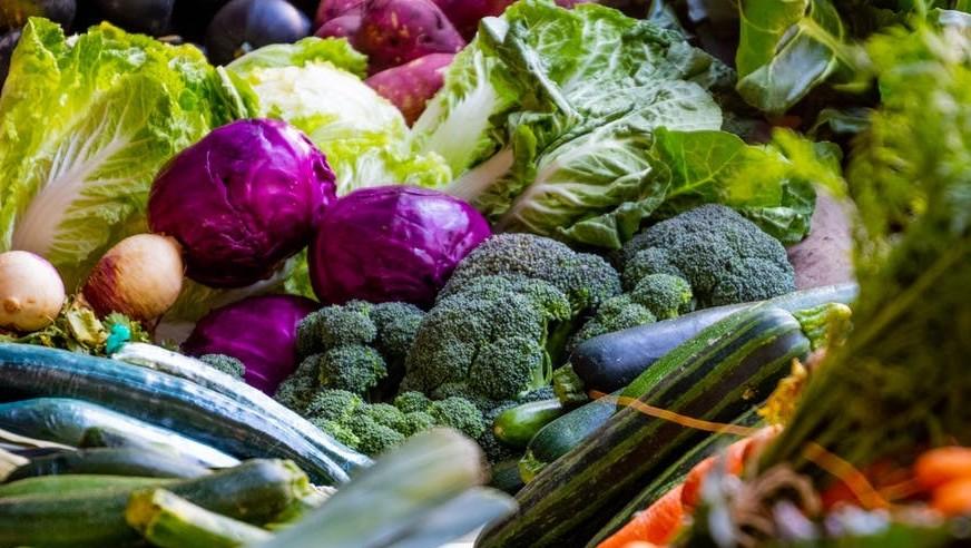 Broccoli, spinach, leafy greens