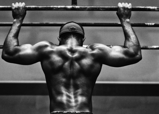 Trap Workout - Trapezius Muscles
