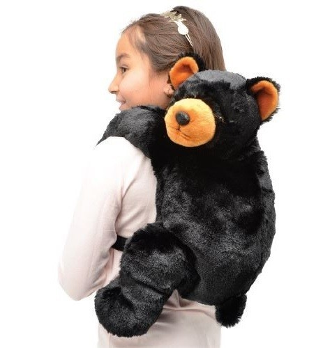 Huggy bear weighted backpack