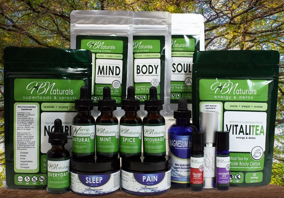 HBN products