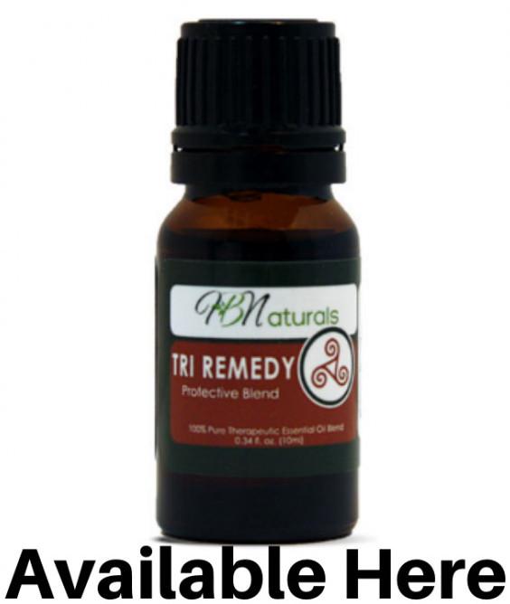 Tri Remedy Essential Oil Blend
