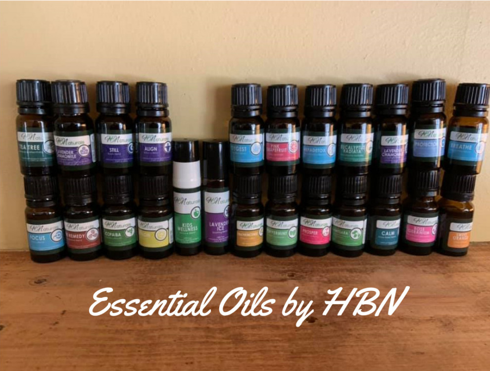 Essential Oils by HBN
