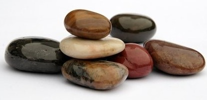Stones Meditation techniques for concentration