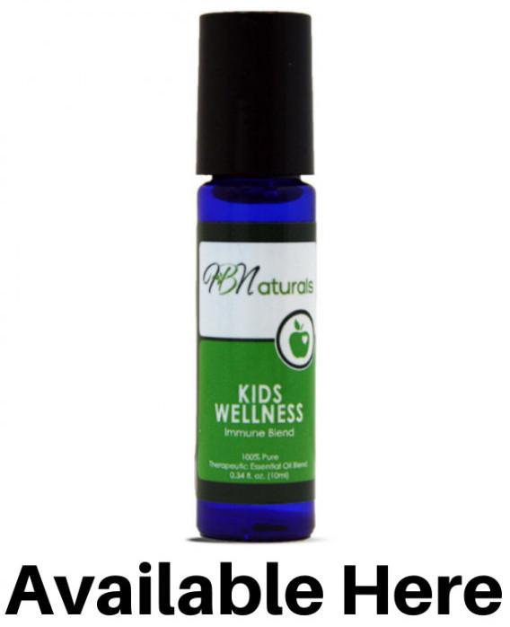 Kids Wellness Essential Oil Blend