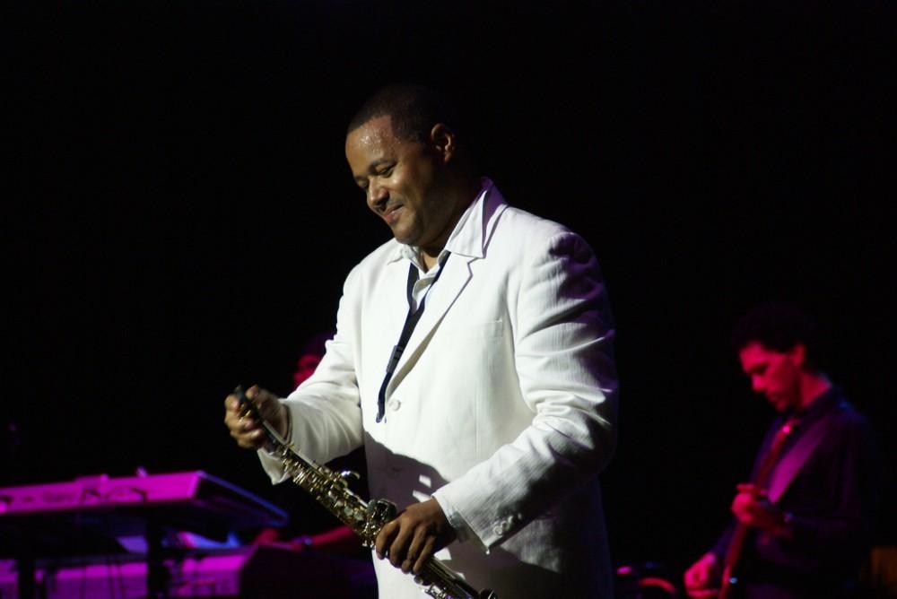 Najee Soft Jazz Musician