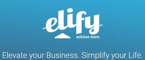 Elify digital card