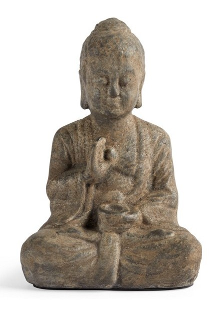 Seated Budda, home decor for relaxing