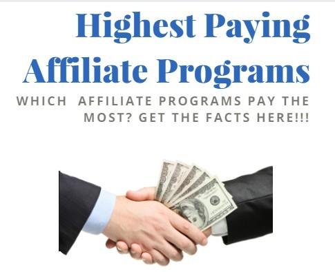 Highest Paying Affiliate Programs