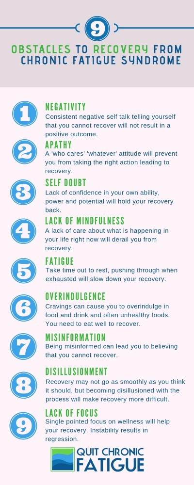 How to cure extreme fatigue