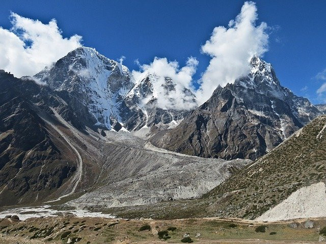 Nepal Culture Facts - Mountains