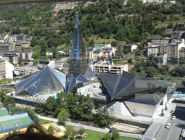 Andorra - Caldea Spa Complex