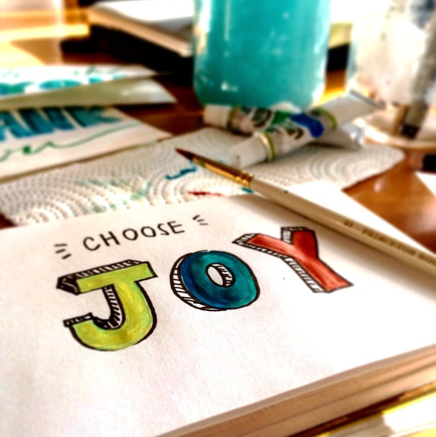 Choose Happiness and Joy