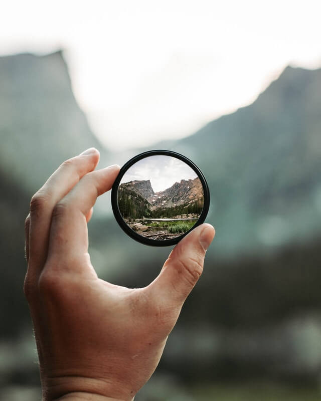 How To Focus Better In -- Magnifying glass