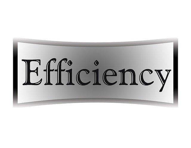 How To Be Efficient In Life -- Efficiency
