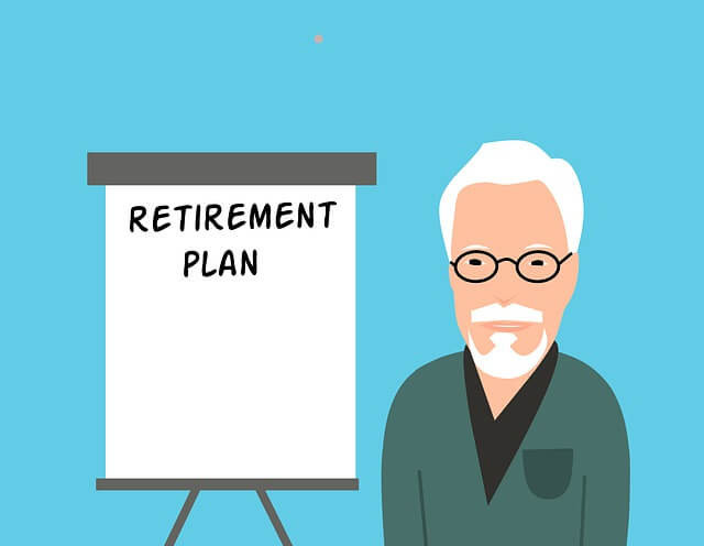 Why you will never retire -- retirement plan
