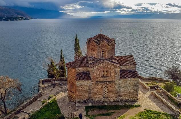 Republic North Macedonia - Lake Ohrid