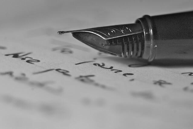 Inspirational Poems Healing -- the written word