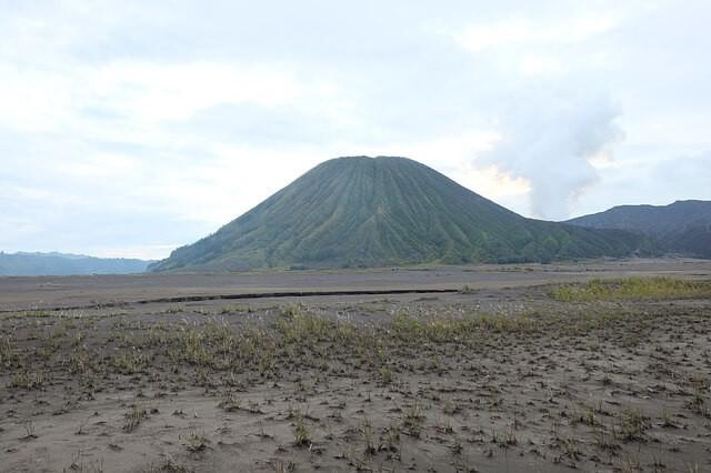 Where is Surabaya Indonesia -- Bromo Volcano