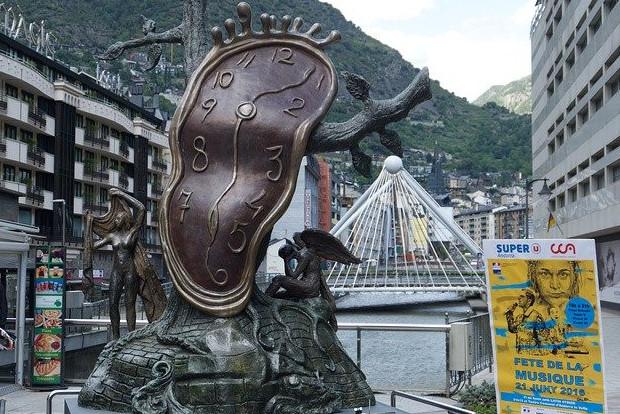Andorra - La noblesse du temps
