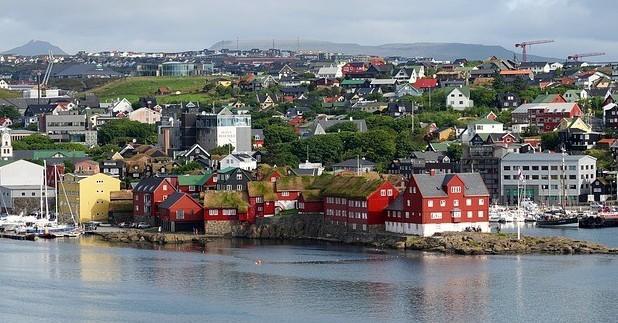 Torshavn Faroe Islands