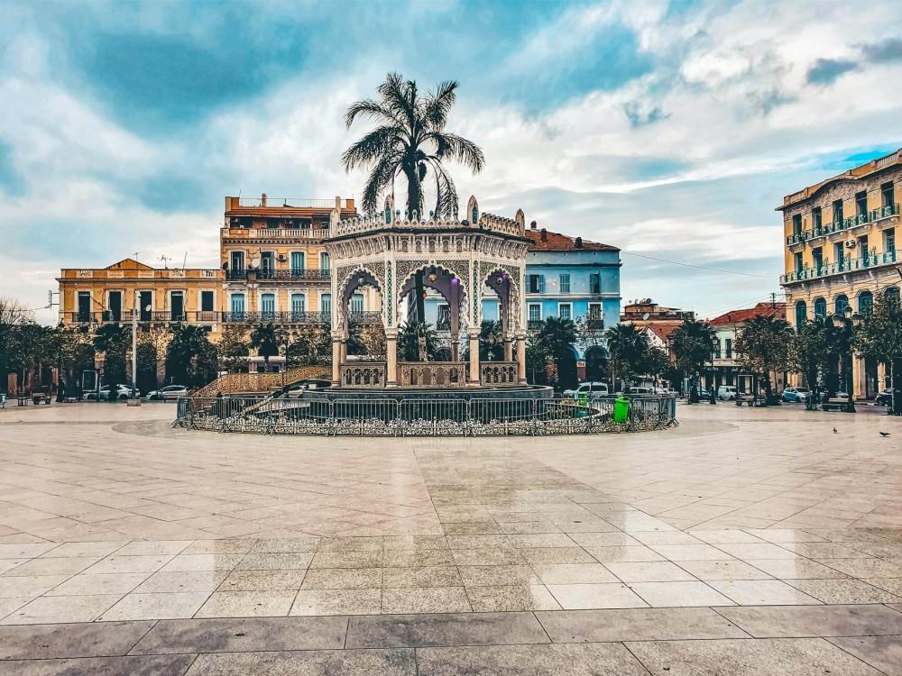 Constantine In Algeria -- Old Town