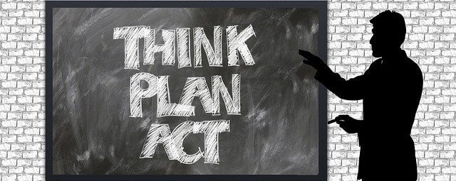 How To Be A Productive Person Without All The Effort -- Think Plan Act