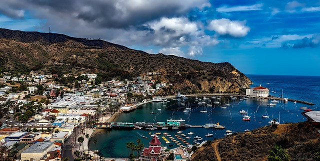 What To Do In Santa Catalina Island -- Aerial View
