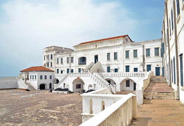 Things to Do in Ghana -- Castle