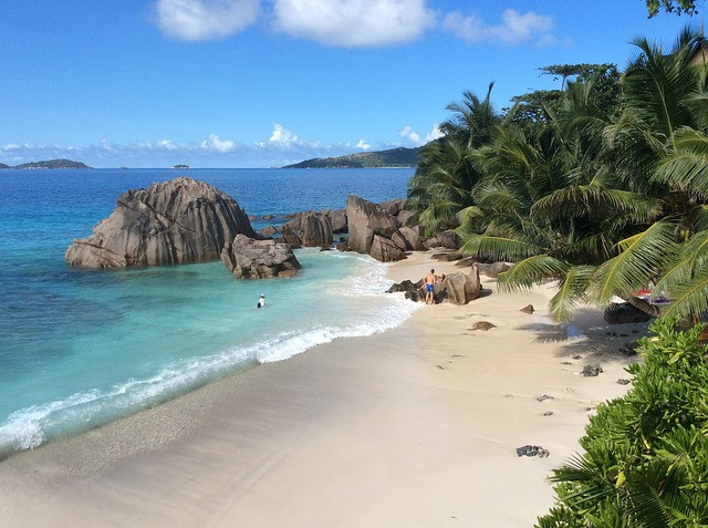 Where is Seychelles? - Beach