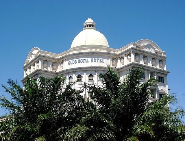 Where is Surabaya Indonesia -- hotel