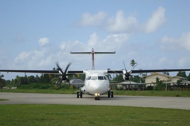Tuvalu Airport