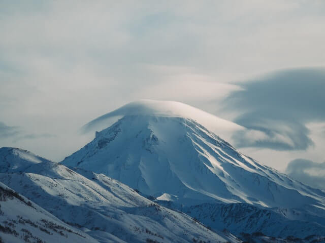 Where Is Kamchatka Russia -- Volcano